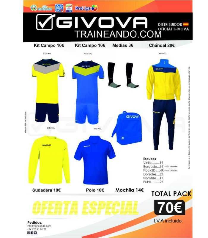 Box 70€ GIVOVA-Box