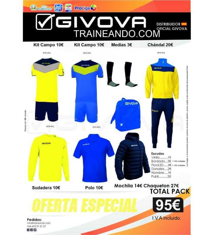 Box 95€ GIVOVA-Box