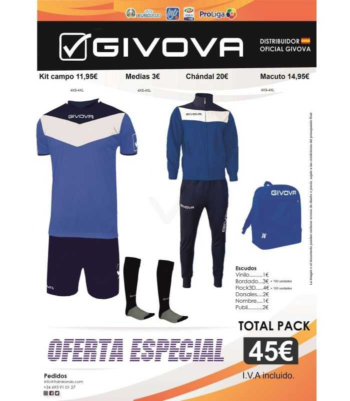 Box 45€ GIVOVA-Box