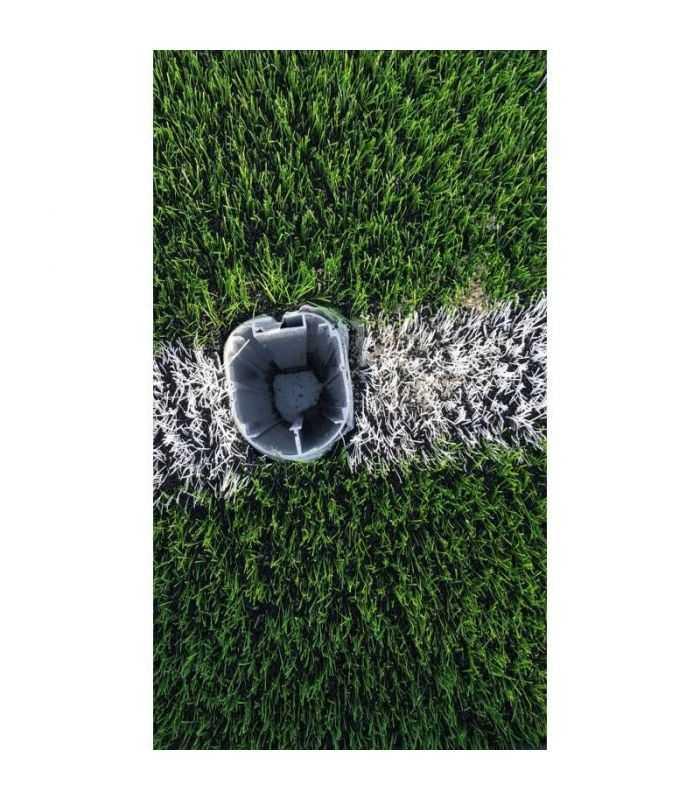 Juego de porterías Aluminio Fútbol 11-Equipamiento
