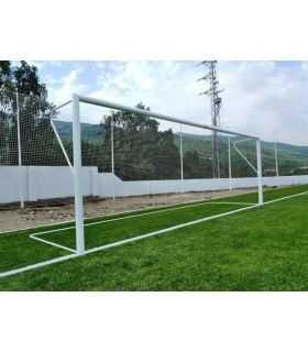 Juego de porterías Aluminio Fútbol 11