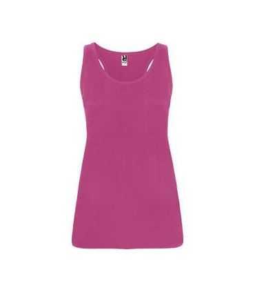 Camiseta Mujer espalda nadadora-Camisetas