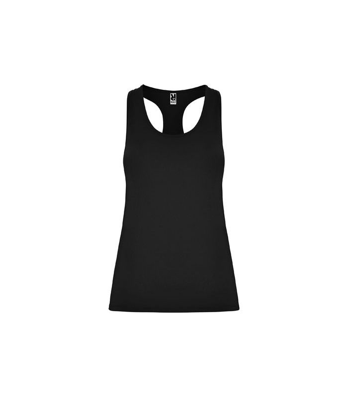 Camiseta Técnica tirantas Mujer-Fitness