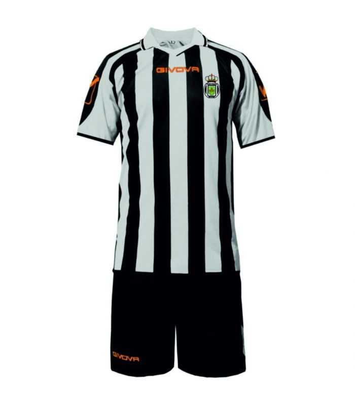 Equipación oficial Atlético Arjonilla-C. A. Arjonilla