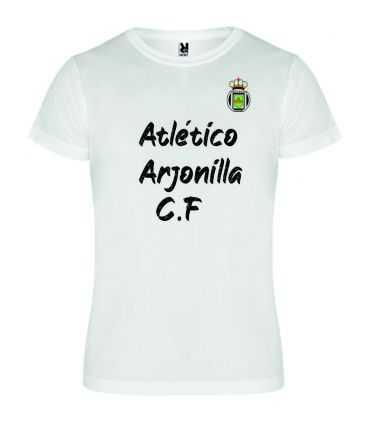 Camiseta Técnica Atletico Arjonilla-Camisetas