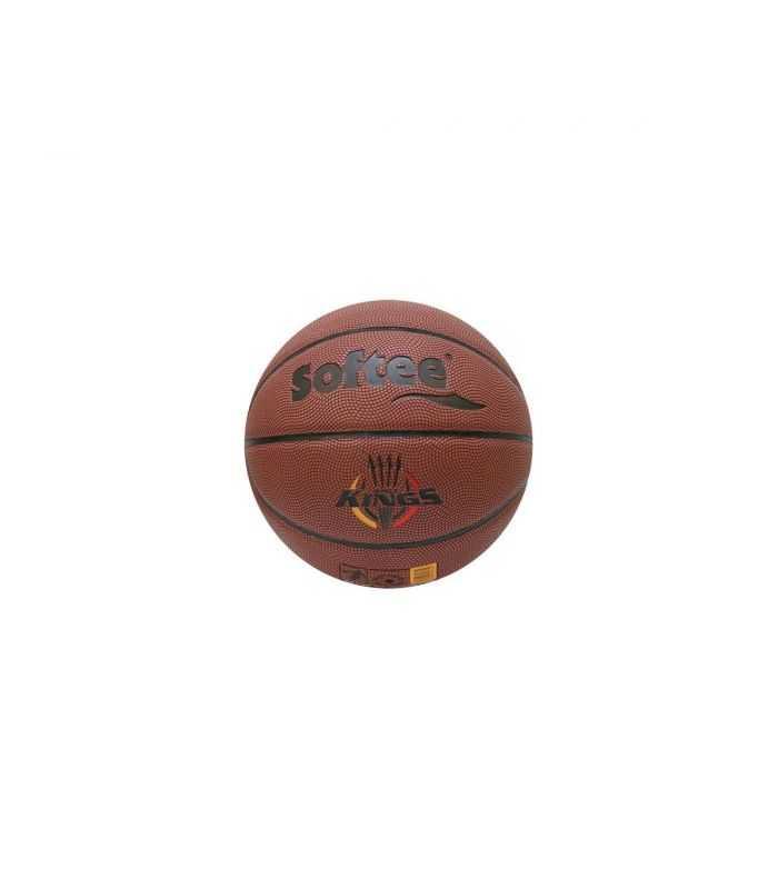 Balón baloncesto Softee Cuero-Equipamiento