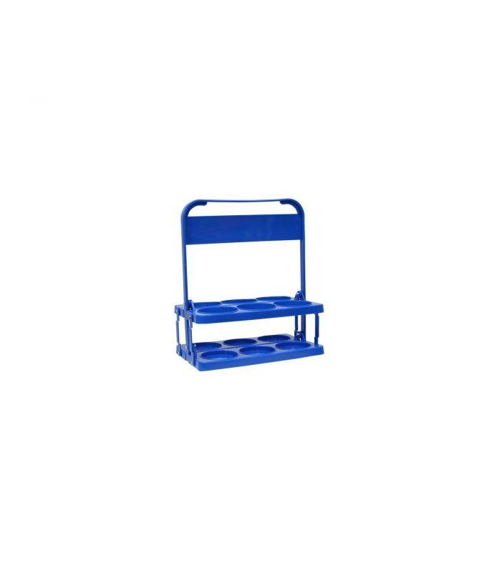 Portabotellas PVC Basic 6UDS-Equipamiento
