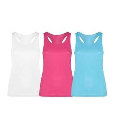 Pack 3 Camisetas tirantas Shura-Camisetas