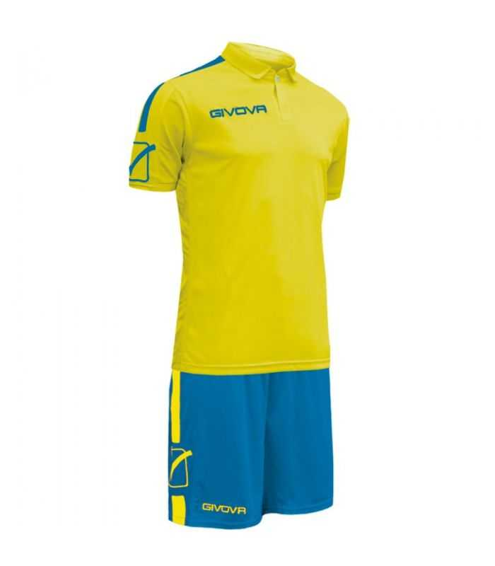 Kit Play GIVOVA-Equipaciones